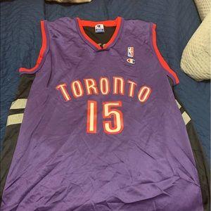 Vintage jersey Vince Carter Raptors Throwback sz M